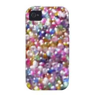 Centenares de gotas vibe iPhone 4 fundas