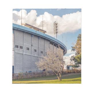 Centenario Stadium Facade, Montevideo - Uruguay Notepad