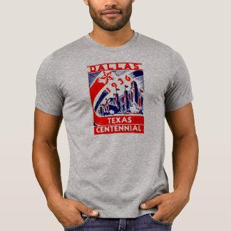 Centennial 1936 de Dallas Tejas Camiseta