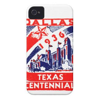 Centennial 1936 de Dallas Tejas iPhone 4 Coberturas
