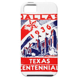 Centennial 1936 de Dallas Tejas iPhone 5 Fundas