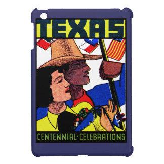 Centennial 1936 de Tejas iPad Mini Carcasas