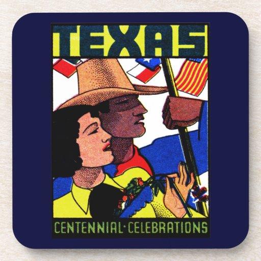 Centennial 1936 de Tejas Posavasos De Bebidas