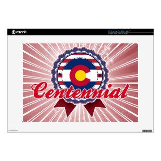 """Centennial, CO 15"""" Laptop Skins"""