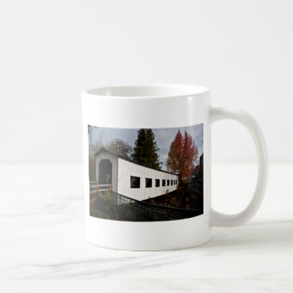 Centennial Covered Bridge, Cottage Grove, Oregon Coffee Mug