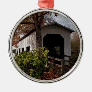 Centennial Covered Bridge, Cottage Grove, Oregon Ornament