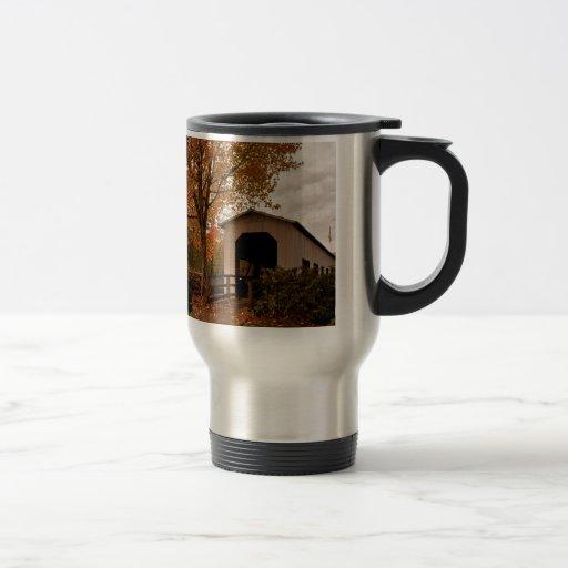 Centennial Covered Bridge, Oregon Coffee Mug