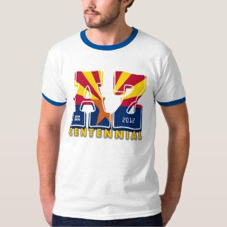 Centennial de Arizona Playeras