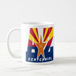 Centennial de Arizona Taza Clásica