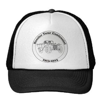 Centennial del viaje del Hoosier Gorras