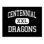 Centennial - Dragons - Alternative - Fort Collins Postcards
