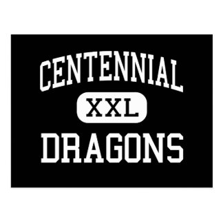 Centennial - Dragons - Alternative - Fort Collins Postcards