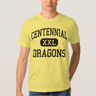 Centennial - Dragons - Alternative - Fort Collins Shirts
