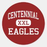 Centennial - Eagles - High - Ellicott City Stickers