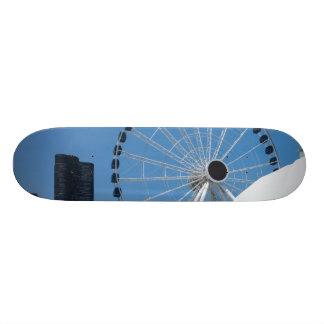 Centennial Ferris Wheel Skateboard Deck