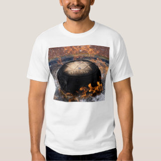 Centennial Flame   T-shirt