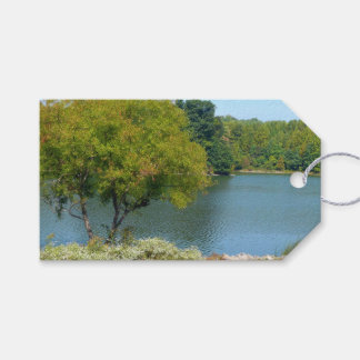 Centennial Lake in Ellicott City Maryland Gift Tags
