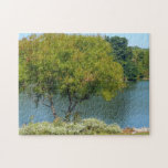 Centennial Lake in Ellicott City Maryland Jigsaw Puzzle