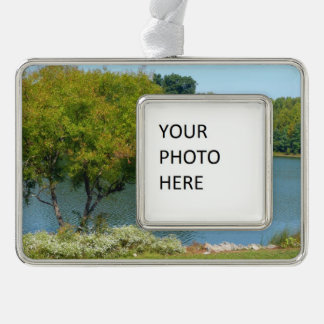 Centennial Lake in Ellicott City Maryland Ornament