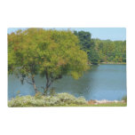 Centennial Lake in Ellicott City Maryland Placemat