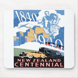 Centennial Mousepad de Nueva Zelanda