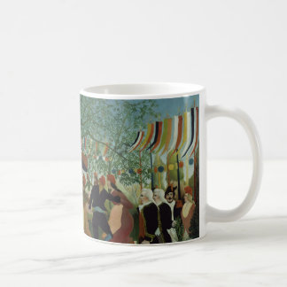 Centennial of Independence by Henri Rousseau Coffee Mug