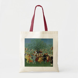 Centennial of Independence by Henri Rousseau Tote Bag
