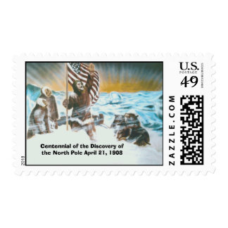Centennial of the Discov... Stamp