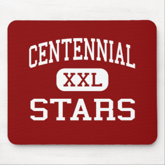 Centennial - Stars - High School - Columbus Ohio Mouse Pad