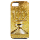 Centennial Trophy with Fireworks iPhone 5 Cover