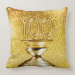 Centennial Trophy with Fireworks Pillows
