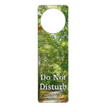 Centennial Wooded Path I Ellicott City Nature Door Hanger