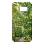 Centennial Wooded Path I Ellicott City Nature Samsung Galaxy S7 Case