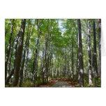 Centennial Wooded Path II Ellicott City Maryland Card