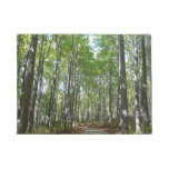 Centennial Wooded Path II Ellicott City Maryland Doormat