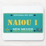 centennialplatenm100, NAIOU 1 Mouse Pad