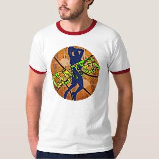 Center Basketball Player Shirt
