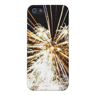 Center Burst iPhone SE/5/5s Case