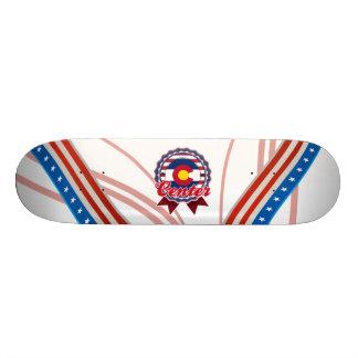 Center, CO Skate Board Decks