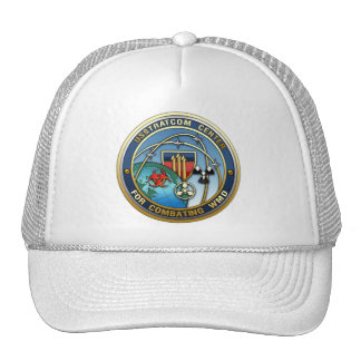 Center for Combating Weapons of Mass Destruction Trucker Hats