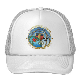 Center for Combating Weapons of Mass Destruction Trucker Hat
