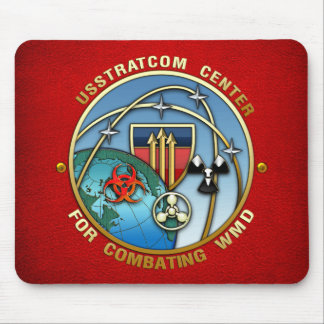 Center for Combating Weapons of Mass Destruction Mouse Pad