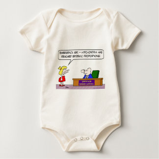 center for disease control hypochondria epidemic baby bodysuit