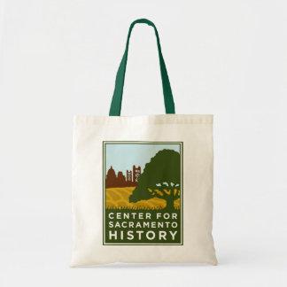 Center for Sacramento History Tote Budget Tote Bag