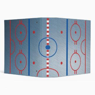 Center Ice Hockey Arena Binder