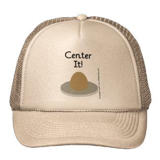 Center It! Trucker Hat