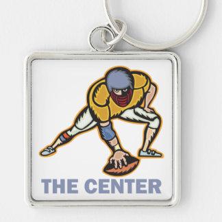 Center Keychain