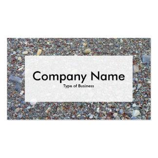 Center Label v3 - Pebble Beach Business Cards