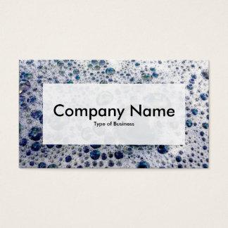 Center Label v3 - Soap Suds Business Card