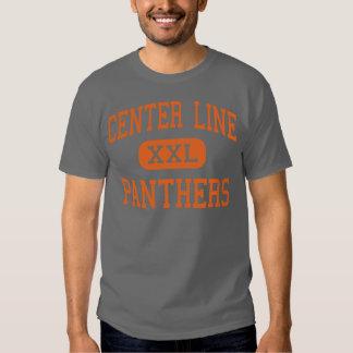 Center Line - Panthers - High - Center Line Tee Shirt